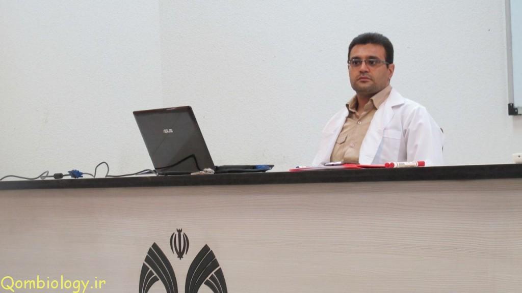 دکتر رضا شیخ اکبری